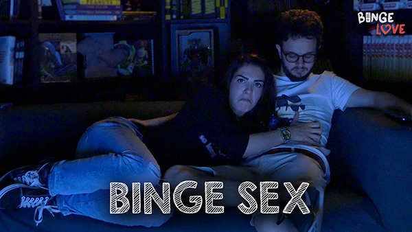 Episodio 2x02 - Binge Sex