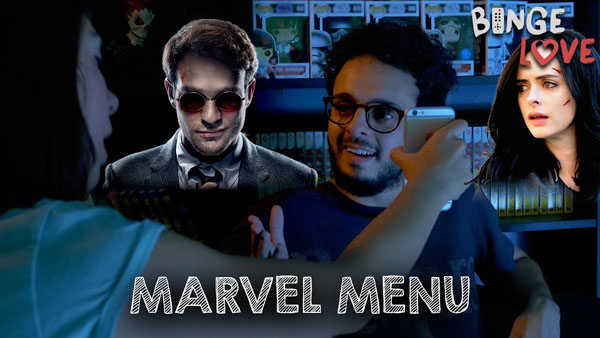 Episodio 2x07 - MARVEL MENU